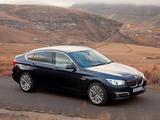 BMW 530d Gran Turismo Luxury Line ZA-spec (F07) 2013 wallpapers