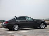 BMW 520i Sedan Luxury Line ZA-spec (F10) 2013 wallpapers