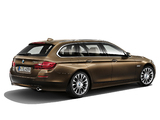 BMW 535d Touring Individual (F11) 2013 wallpapers
