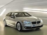 BMW 535i Sedan Luxury Line (F10) 2013 wallpapers