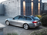 BMW 535i Touring M Sport Package AU-spec (F11) 2014 pictures