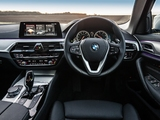 BMW 520d SE Sedan UK-spec (G30) 2017 images