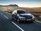 BMW 530i xDrive Sedan M Sport UK-spec (G30) 2017 images