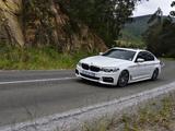 BMW 520d Sedan M Sport ZA-spec (G30) 2017 images