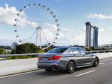 BMW 540i Sedan M Sport SG-spec (G30) 2017 images
