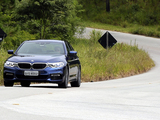 BMW 540i Sedan M Sport Latam (G30) 2017 images
