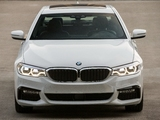 BMW 530i Sedan M (G30) 2017 images