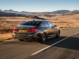 BMW 530i xDrive Sedan M Sport UK-spec (G30) 2017 photos