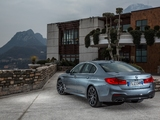 BMW 530d xDrive Sedan M Sport (G30) 2017 photos