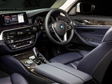 BMW 520d Sedan Luxury Line AU-spec (G30) 2017 photos
