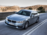 BMW 520d Sedan M Sport (G30) 2017 photos