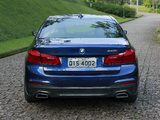 BMW 540i Sedan M Sport Latam (G30) 2017 photos