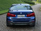 BMW 540i Sedan M Sport Latam (G30) 2017 photos