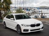 BMW 530i Sedan M (G30) 2017 photos