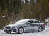 BMW 530d xDrive Sedan M Sport (G30) 2017 pictures