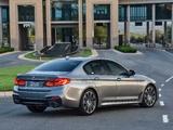 BMW 540i Sedan M Sport ZA-spec (G30) 2017 pictures