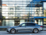 BMW 520d Sedan M Sport (G30) 2017 pictures