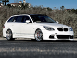 Prior-Design BMW 5 Series Touring (E61) photos