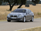 BMW 5 Series F10-F11 pictures
