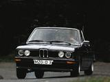 Hartge BMW 528i (E12) pictures