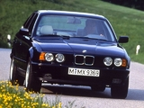 BMW 5 Series E34 pictures