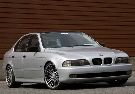 G Power Bmw 5 Series E39 Wallpapers