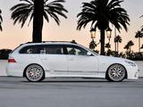 Prior-Design BMW 5 Series Touring (E61) wallpapers