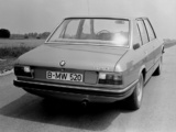 BMW 520 Sedan (E12) 1972–76 photos