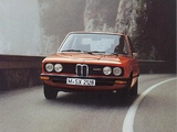 BMW 525 Sedan (E12) 1973–76 images