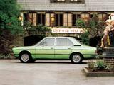 BMW 518 Sedan (E12) 1974–76 pictures