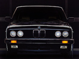 BMW 5 Series Sedan US-spec (E28) 1982–88 wallpapers