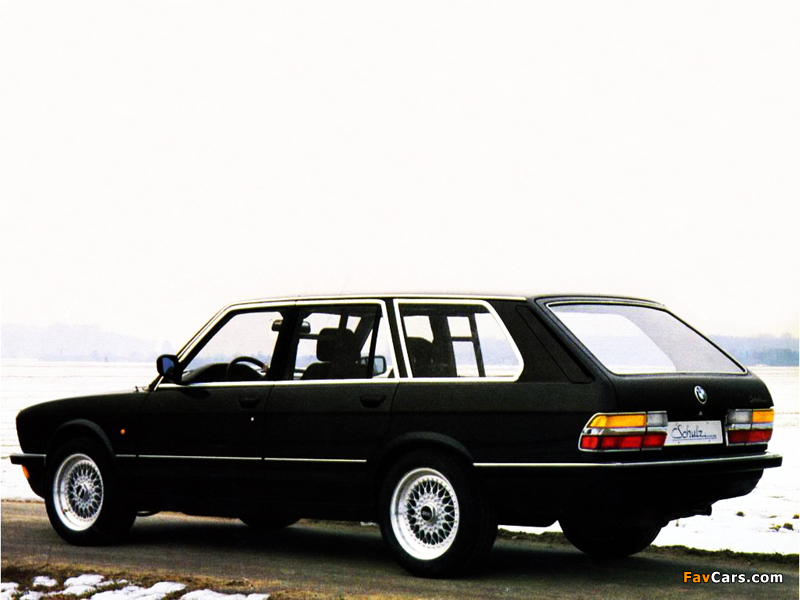 schulz tuning bmw 5 series touring e28 1984 87 images. Black Bedroom Furniture Sets. Home Design Ideas