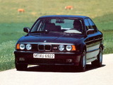 BMW M5 (E34) 1988–92 pictures