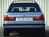 BMW 5 Series Touring (E34) 1992–95 images