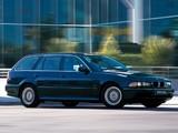 BMW 5 Series Touring (E39) 1997–2004 photos