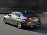 BMW 5 Series Sedan (F10) 2010 wallpapers