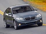 Images of BMW 550i Gran Turismo US-spec (F07) 2009–13