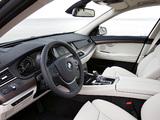 Images of BMW 530d Gran Turismo (F07) 2009–13