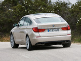 Images of BMW 550i Gran Turismo (F07) 2009–13