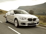 Images of BMW 5 Series Gran Turismo M Sport Package UK-spec (F07) 2011–13