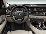 Images of BMW 535i xDrive Gran Turismo Luxury Line (F07) 2013