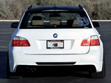 Images of Prior-Design BMW 5 Series Touring (E61)