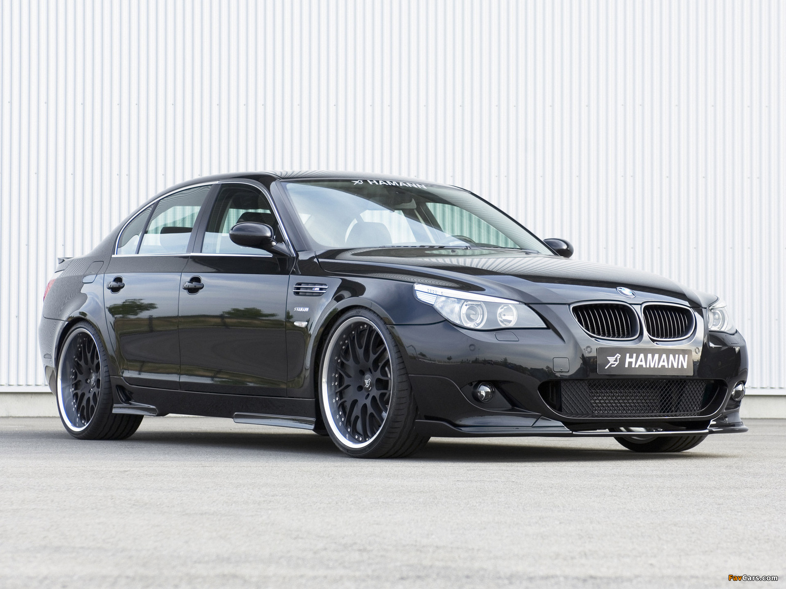 Images Of Hamann Bmw M5 E60 1600x1200