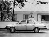 Images of BMW 530i Sedan US-spec (E12) 1974–77