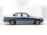 Images of BMW 535i Sport (E34) 1989–93