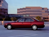 Images of BMW 5 Series E34