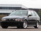 Images of BMW 540i Touring US-spec (E39) 2000–04