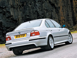 Images of BMW 530d Sedan M Sports Package (E39) 2002