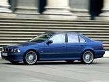 Images of Alpina B10 V8 S (E39) 2002–04