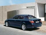 Images of BMW 525i Sedan (E60) 2003–07